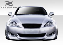 lexus is250 f sport front lip 2006 2008 lexus is series is250 is350 duraflex i spec front lip