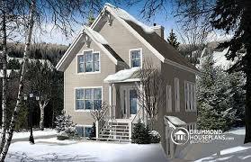 ski chalet house plans house plan w3952 detail from drummondhouseplans
