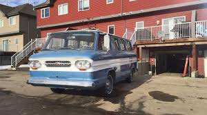 find of the week 1964 chevrolet corvair greenbrier sportswagon
