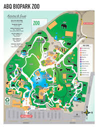 Map Of Albuquerque New Mexico by Biopark Visitor Info U0026 Tickets U2014 City Of Albuquerque