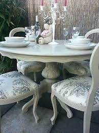 Chic Dining Tables Trendy Shabby Chic Dining Table Decor Painted Shabby Chic