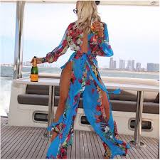 online cheap womens swimsuits beach cover up dresses for