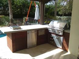 Outdoor Kitchens Pictures Designs Outdoor Kitchen Gallery Patio Covers Design Ideas Miami