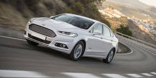 ford mondeo hybrid review carwow