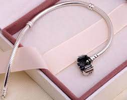 pandora bracelet clasps images 2018 pandora bracelet with secured clasps with 2 charms of your jpg