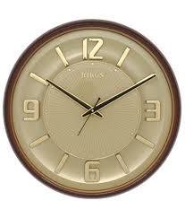 rikon quartz wall clock buy rikon quartz wall clock at best price