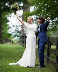 an eclectic barn wedding in hudson new york martha stewart weddings