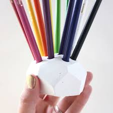 nice pencils colored pencil holder u2013 symbolizes playfulness in mini stuff