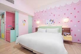 Hello Kitty Bedroom In A Box Best Price On Hotel Jen Puteri Harbour In Johor Bahru Reviews