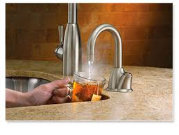 Boiling Water Faucet Insinkerator Garbage Disposals And Instant Water Dispensers