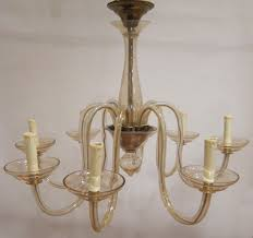 Antique Glass Chandelier Bonny Neiman Specializes In Antiques And Art For Today U0027s Stylishhome