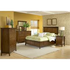 California King Bedroom Furniture Sets by Pendleton 6 Piece Cal King Storage Bedroom Set