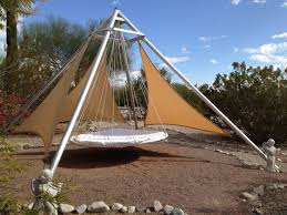 outdoor floating bed outdoor floating bed hammock interior design ideas