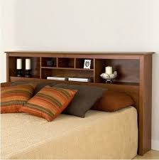 Bed With Headboard by Get 20 Headboard With Shelves Ideas On Pinterest Without Signing