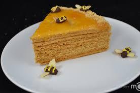 russian honey cake mom u0027s dish