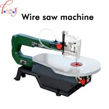wood tools table saw machine ss16120 copper wire motor wire saw woodworking