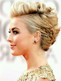 updos for short hair with curls curly updo prom hairstyles