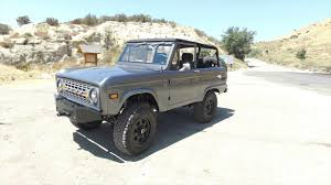 icon 4x4 thriftmaster icon br restored u0026 modified ford bronco 36 youtube