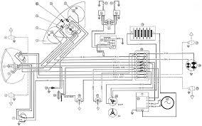 yamaha rs 100 electrical diagram circuit and wiring diagram