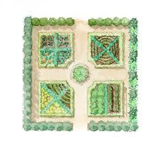 Kitchen Herb Garden Design Vegetable Garden Design Drawinga Vermont Tradition Ellen Ecker