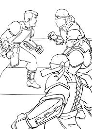 bruce wayne enemies coloring pages hellokids