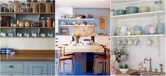 kitchen shelves design ideas beautiful open kitchen shelves decorating ideas pictures trend