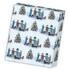 dachshund christmas wrapping paper dachshund wrapping paper the danbury mint