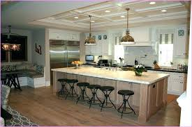 Images Of Kitchen Islands With Seating Large Kitchen Island Table With Storage And Seating Outdoor Regard