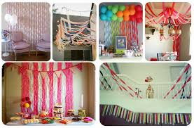 party streamers flingers party shop how to decorate with crepe party streamers