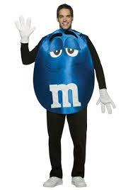 m m costume blue m m costume m m candy costumes