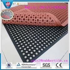 kitchen sink rubber mats china antibacterial anti slip hotel rubber floor mats kitchen sink