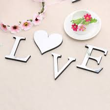 home decor letters compare prices on alphabet mirror letters online shopping buy low