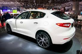 suv maserati price 2017 maserati levante first impressions news cars com