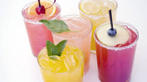 summertime cocktails in greater palm springs