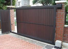 automatic sliding house gates Google Search …