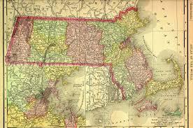 Ma Map Massachusetts Facts Map And State Symbols Enchantedlearningcom