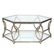 Hexagon Side Table Hexagon Coffee Table Z Gallerie