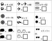 maths key stage 2 algebra algebra 2