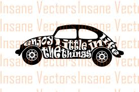 volkswagen clipart vw beetle vector silhouette clip art image vw bug vector