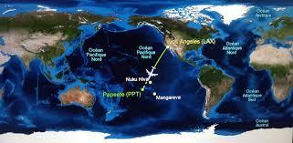 Tahiti Map World by Our French Polynesian Honeymoon Part 1 Tahiti Koreabridge
