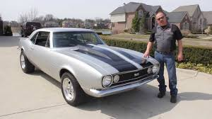 1967 chevrolet camaro classic muscle car for sale in mi vanguard