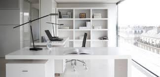 Office White Desk White Office Furniture Discoverskylark
