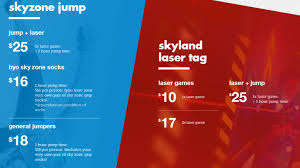 love live and laugh sky zone indoor trampoline park