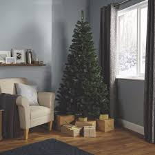 cheap christmas trees best cheap artificial christmas trees popsugar home uk