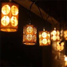small lights for crafts muqgew led small ianterns lights lanterns wooden crafts lantern