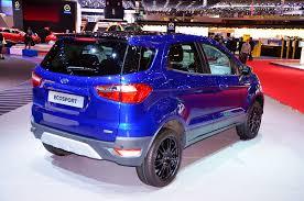 2016 ford ecosport s car news
