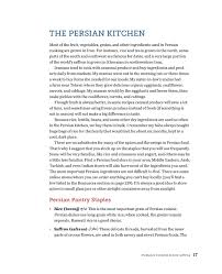 Pantry Of Simple But Professional The Enchantingly Easy Persian Cookbook 100 Simple Recipes For