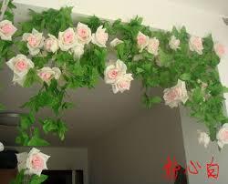 home flower decoration cheap artificial flower vines find artificial flower vines deals