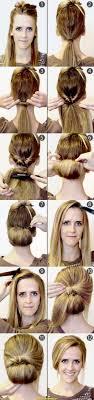 Frisuren Selber Machen Schulterlang by Gut Frisuren Für Schulterlange Haare Zum Selber Machen Deltaclic