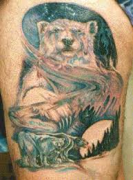 bear tattoos and designs page 289